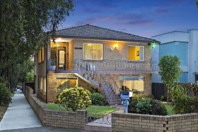 Space & Privacy in Highly Sought After Location.