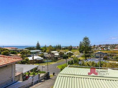 A SOUTH BUNBURY HOME WITH AMAZING OCEAN VIEWS!