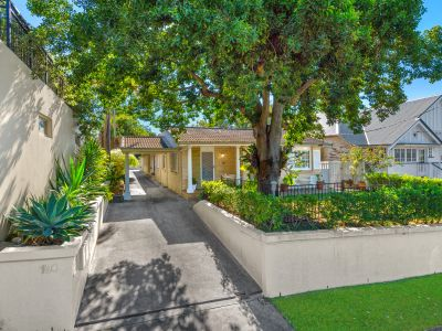 Unfurnished Two Bedroom Unit in Great Location w/ Lush Garden