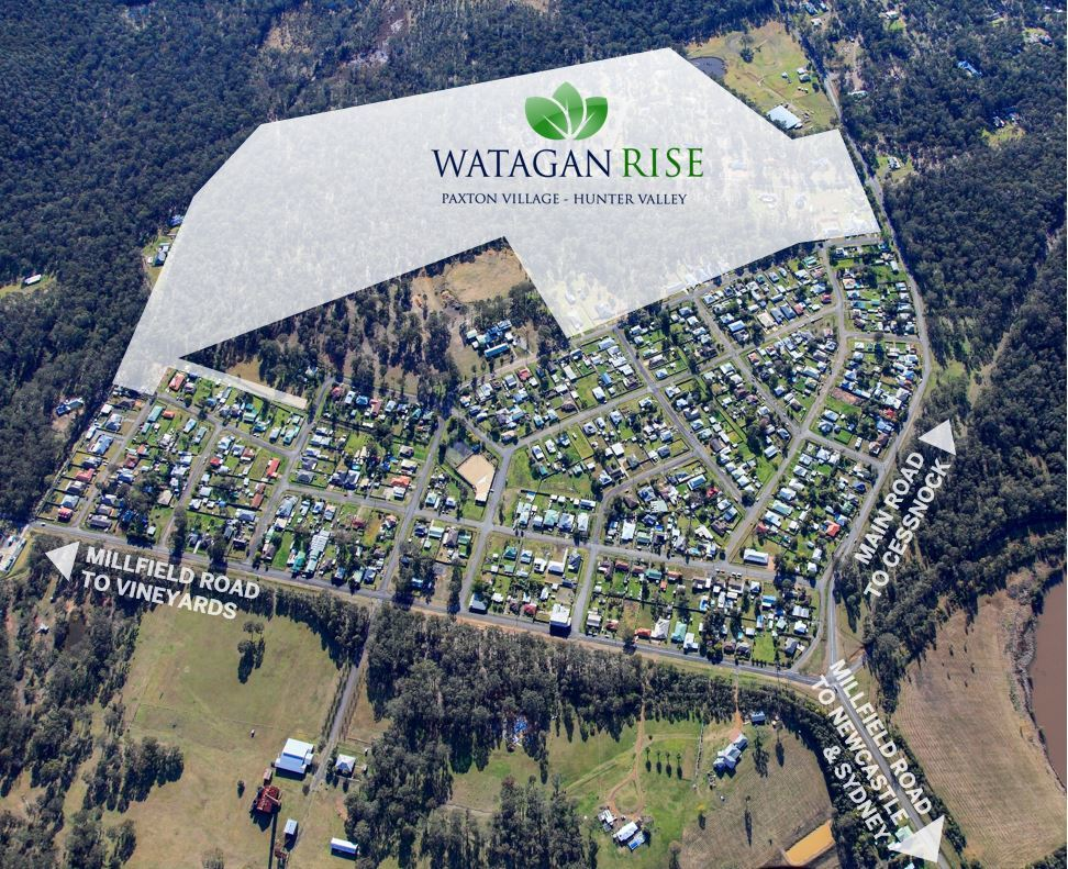 Paxton 416 Proposed Road | Watagan Rise