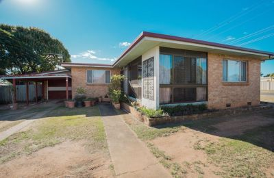 SOLID BRICK HOME WITH 2 STREET ACCESS & 3 CAR ACCOM!
