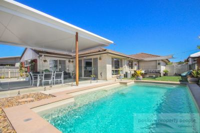 Pool + Great Outdoor Entertaining + Side Access!
