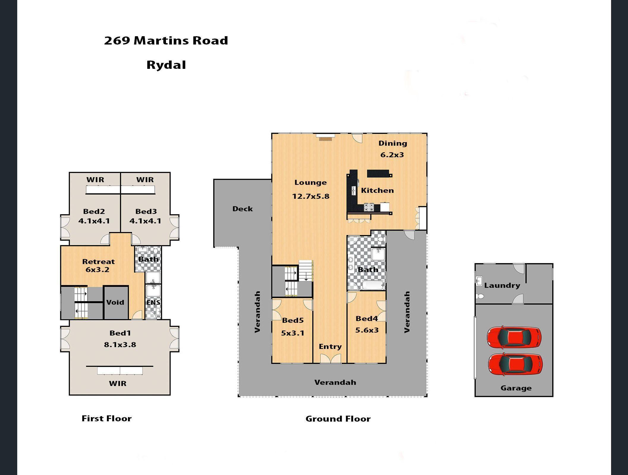 269 Martins Road, Rydal