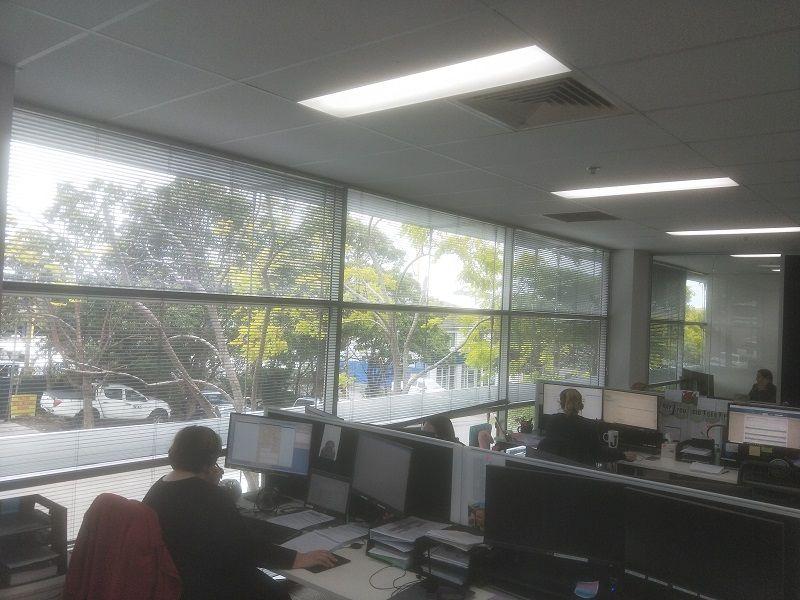 STUNNING MODERN OFFICE SPACE