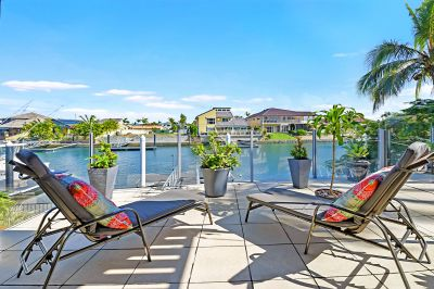 Unbeatable Value - Runaway Bay Islands - 18.5m Waterfrontage