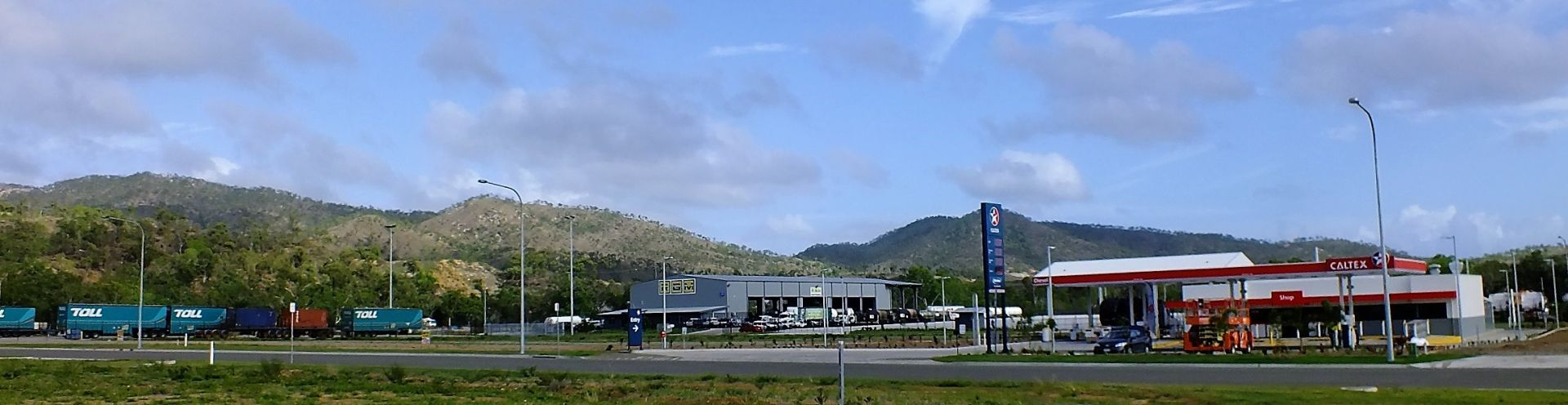 Townsville Distribution Precinct - Freehold Industrial Land Available