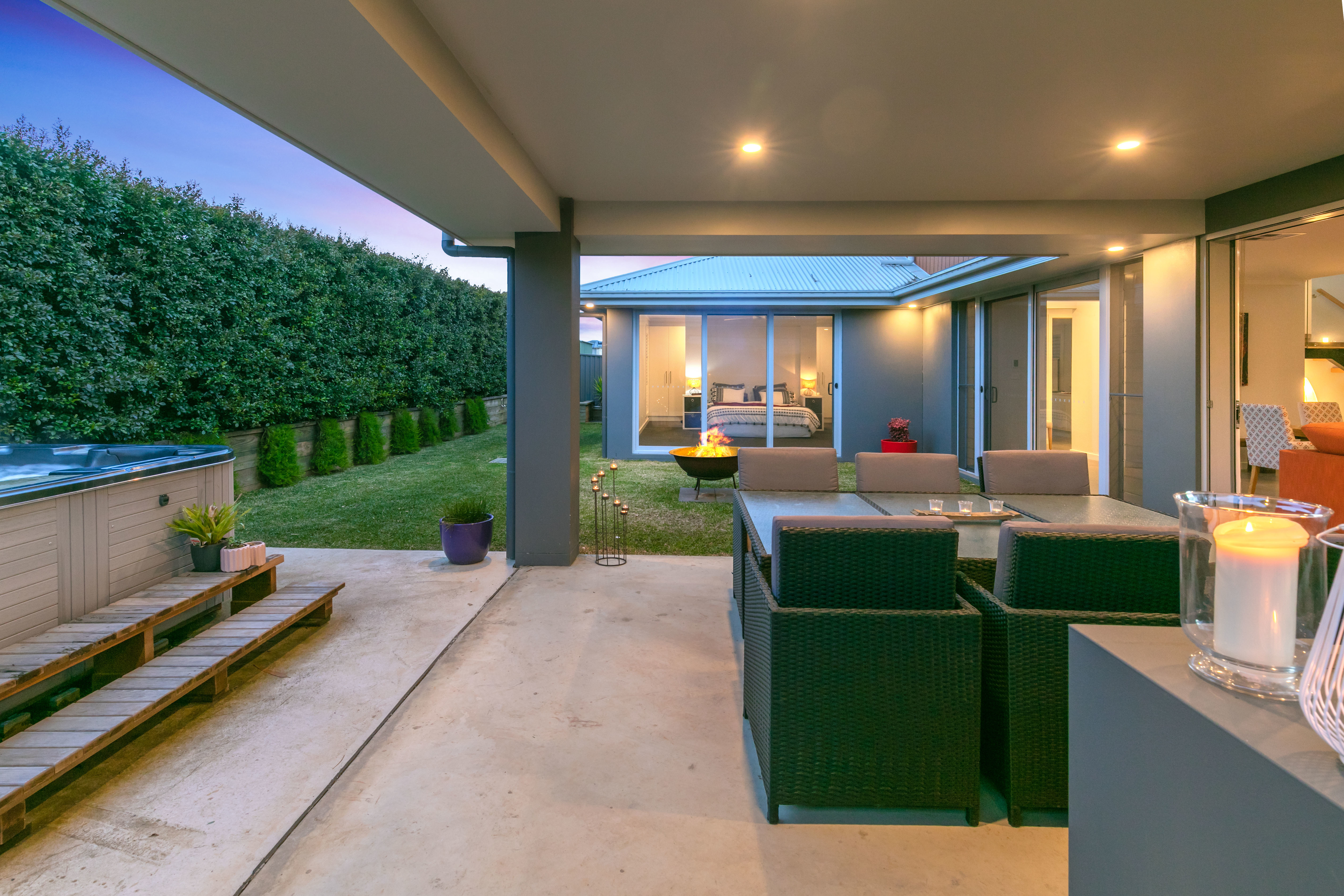 Modern home in a great location
