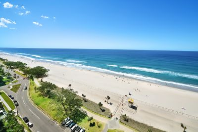 Half Floor Beachfront Residence  Sellers Moved out and want it Sold!!!