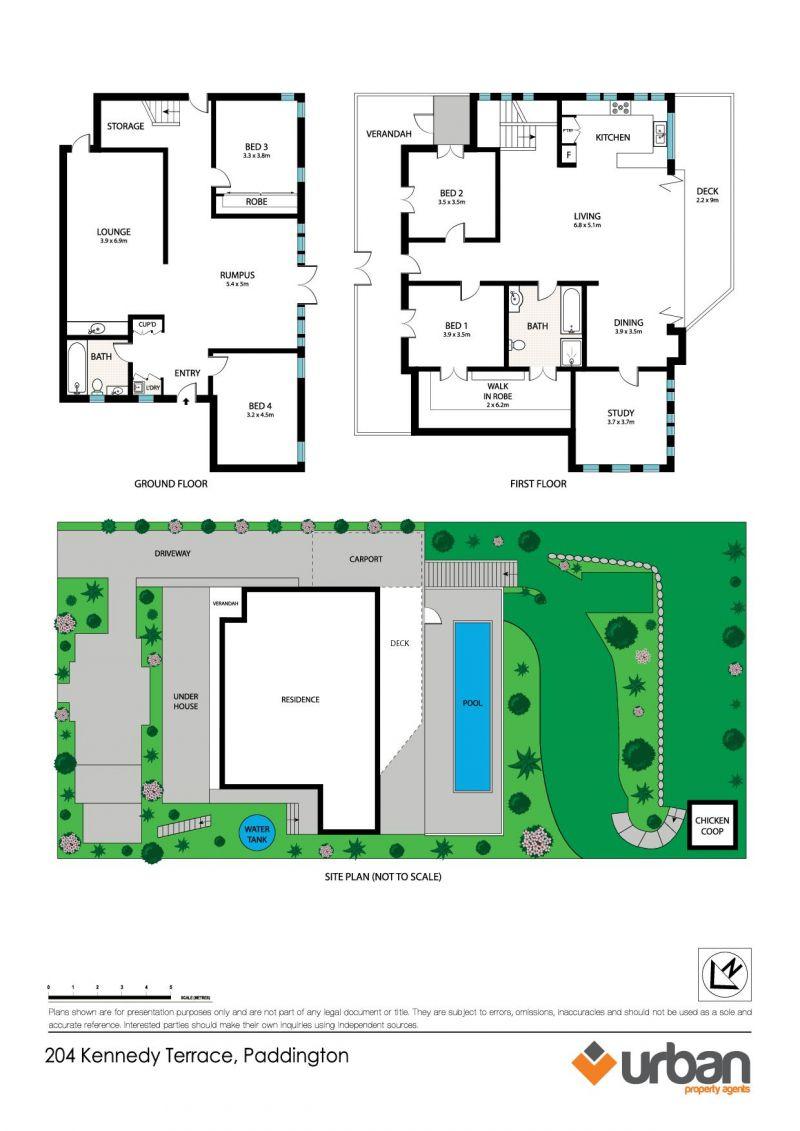 204 Kennedy Terrace Paddington 4064