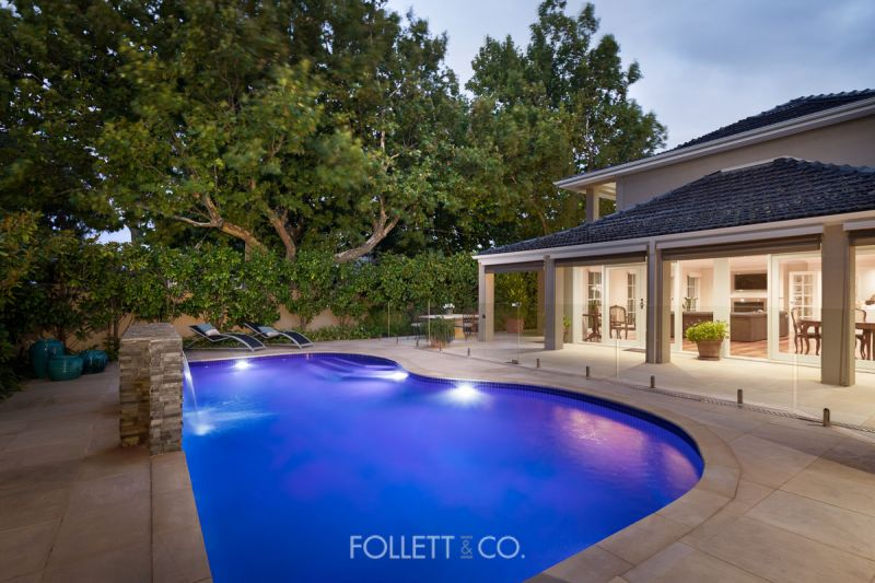Stunning Family Residence With Space, Elegance And Privacy Facing Leafy Collins Street