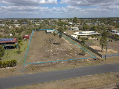 Over 1 acre block in the ever popular Branyan, with existing powered shed.