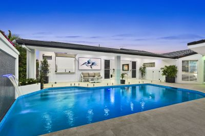 North to Water Luxury Home Boasting Quality and Class