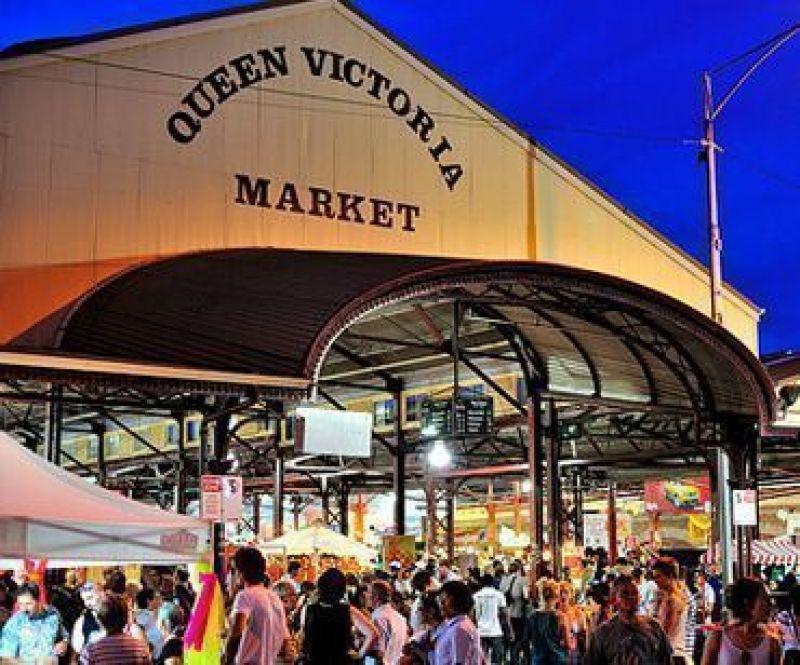 Food Bar Takeaway Restaurant Queen Victoria Market 6 Days Trade