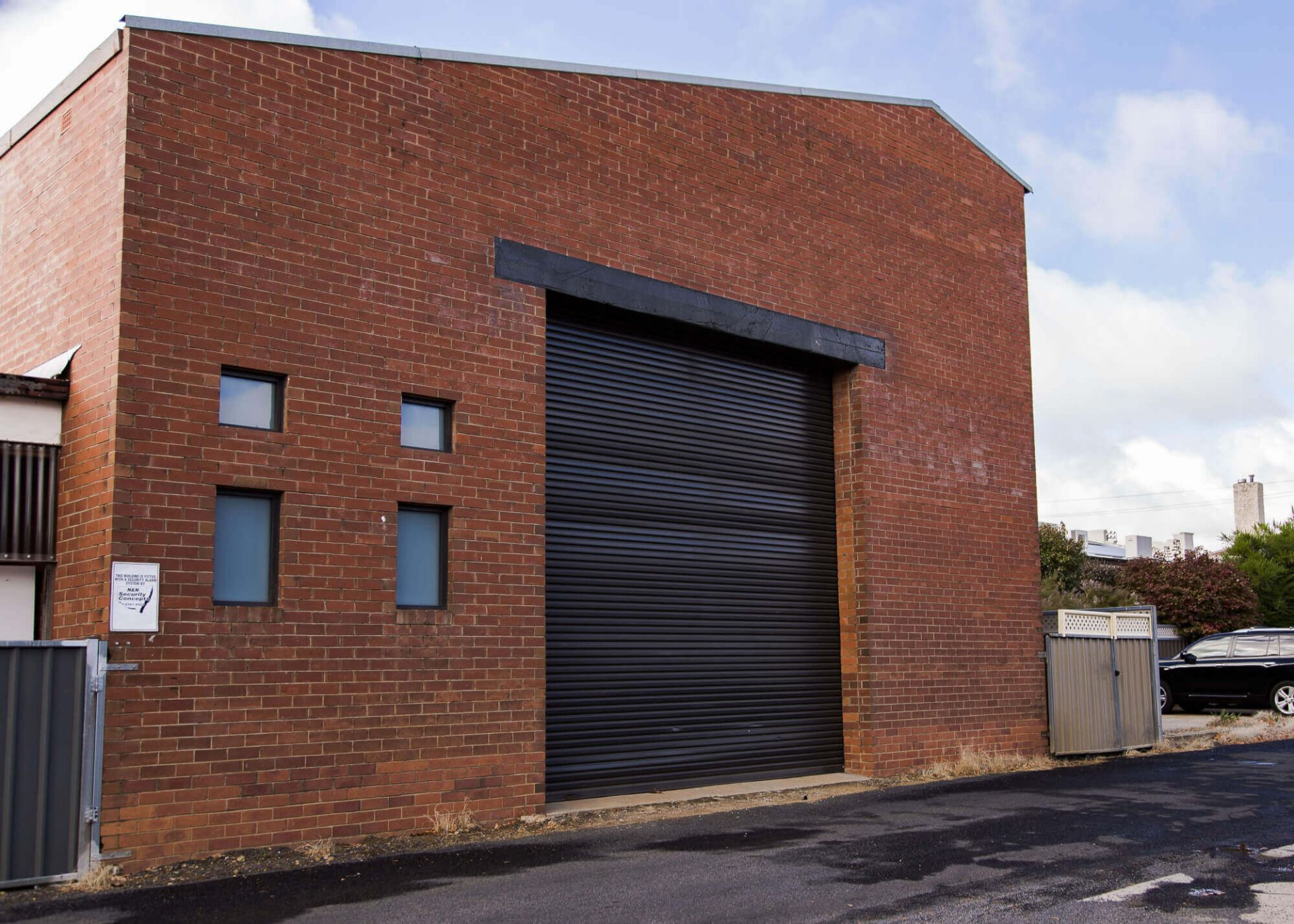 Industrial Warehouse/Storage Shed for lease Orange CBD
