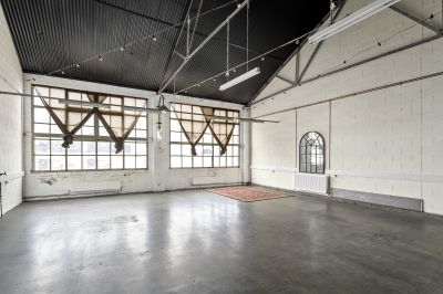 Warehouse living at its best open for viewing