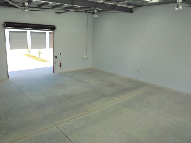 BRAND NEW INDUSTRIAL UNIT 1 - 534m2*
