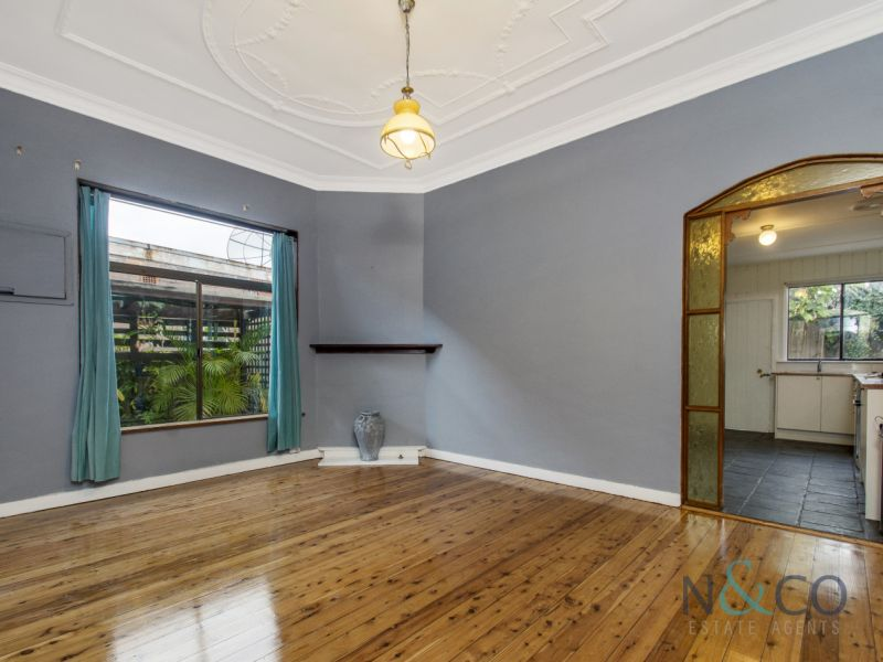 Large duplex with great entertaining area