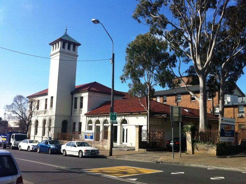 THE OLD LEICHHARDT POST OFFICE!