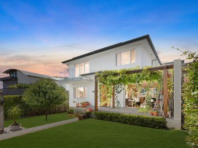 Newly built family home on an oversized block with potential to add to