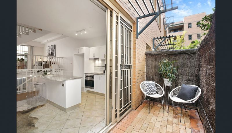 Private Rentals: 2/1 Wiley St, Chippendale, NSW 2008