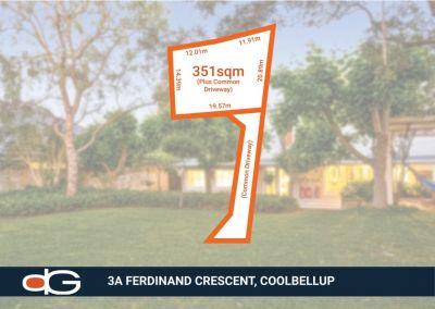 3A Ferdinand Crescent, Coolbellup