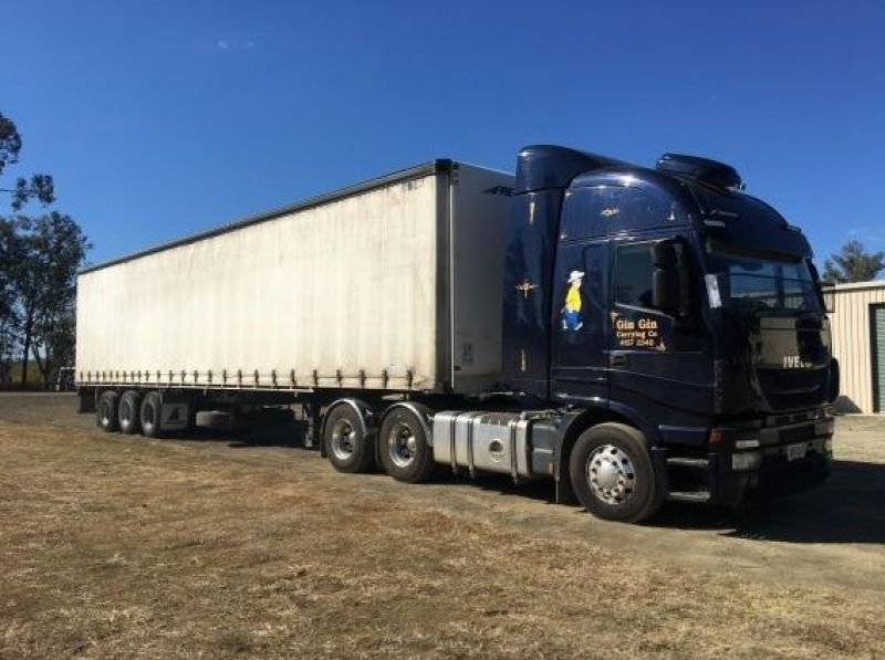 GENERAL FREIGHT AND COURIER BUSINESS - DROUGHT FREE! - ESTABLISHED SINCE 1927