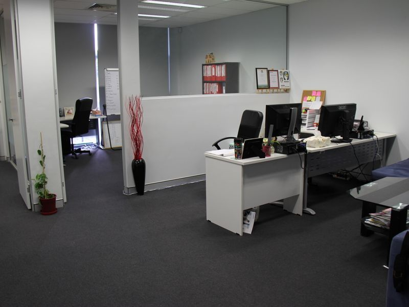 Centric Office Space