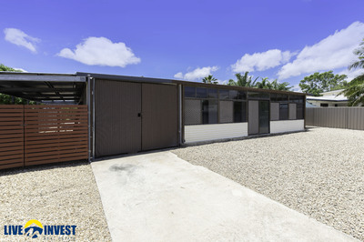 """GREAT """"PROJECT HOME"""" FOR THE ASTUTE HOMEBUYER OR INVESTOR. THE TOWNSVILLE MARKET IS ON THE MOVE!!!"""