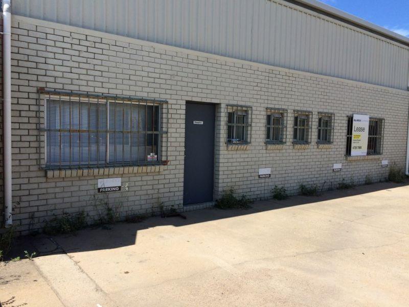 Pilkington Street warehouse units for lease