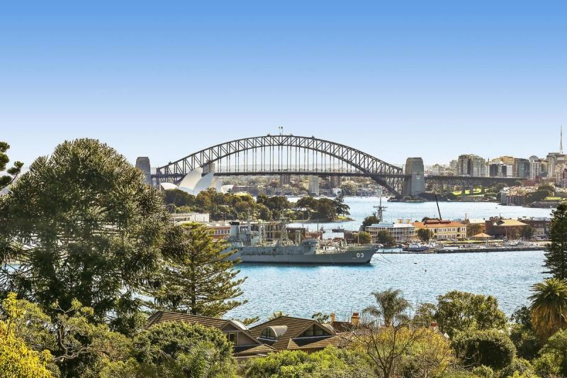 Highly Sought After Darling Point Living With World Class Views