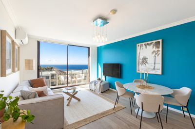 Beautifully Presented Affordable Apartment with Ocean Views