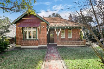 Enchanting period home set on 950sqm