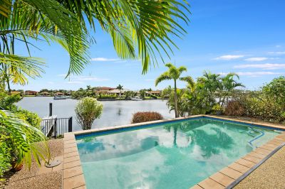 Immaculate North Facing Waterfront Gem!
