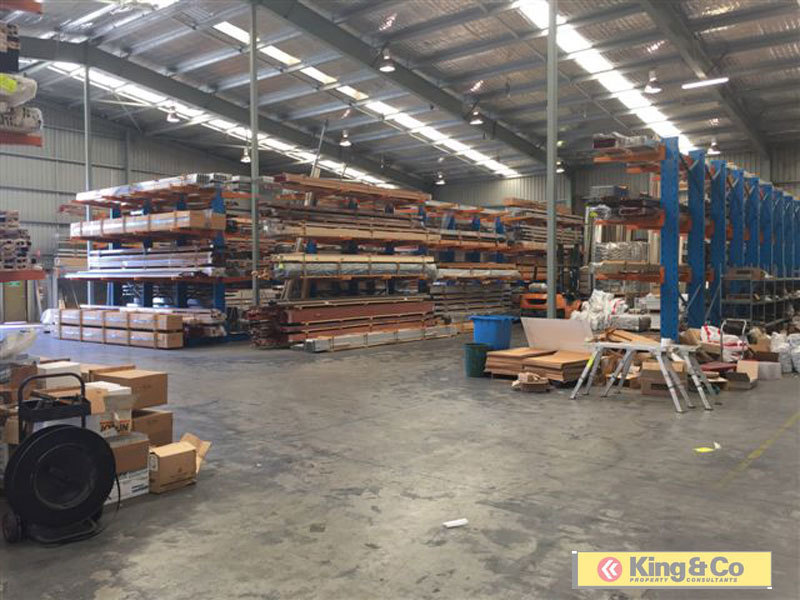 WAREHOUSE WITH LAND