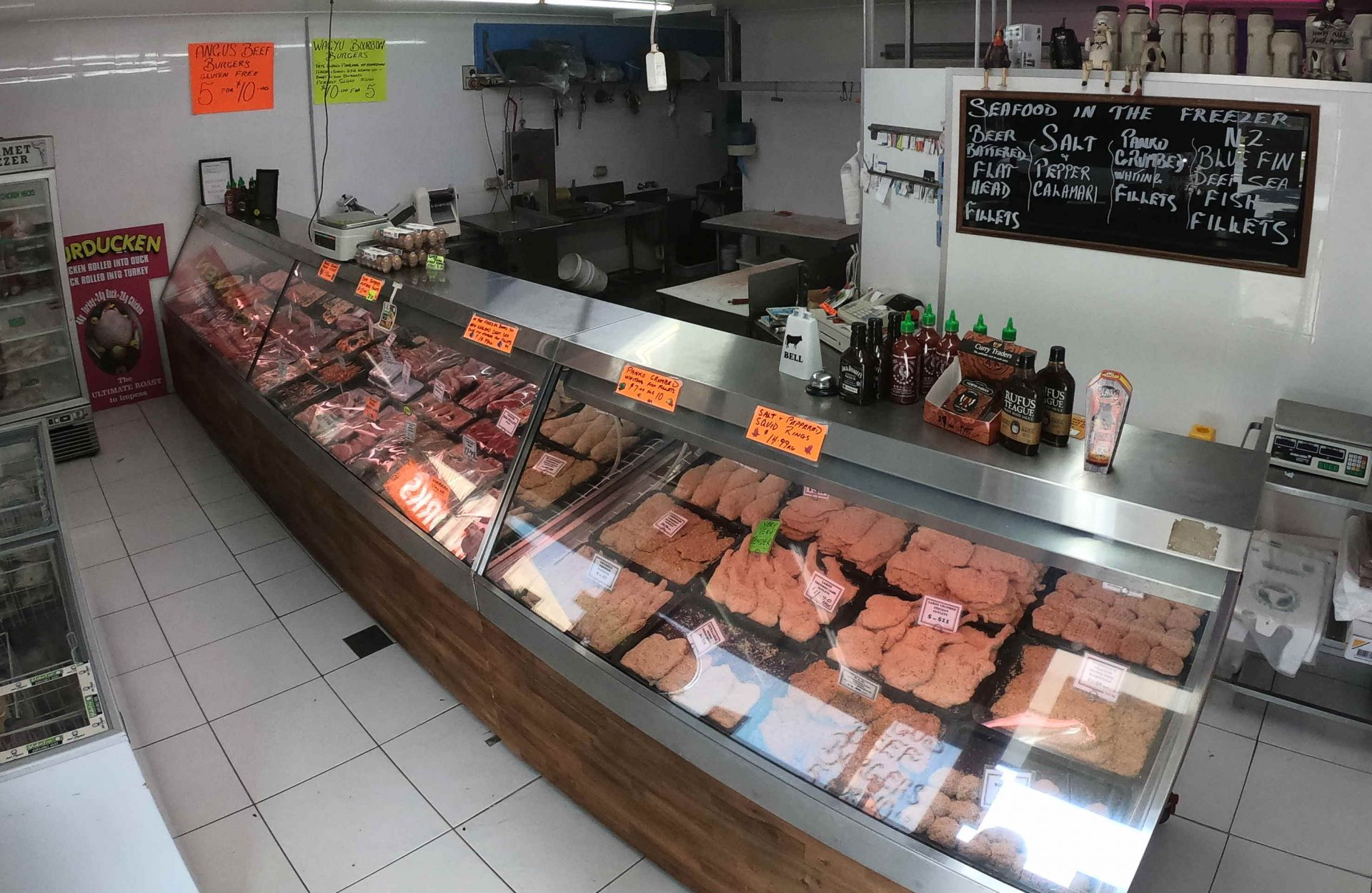 Business For Sale - Retail Butcher at Burleigh Waters