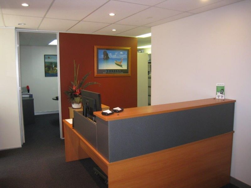 Sunny Aspect Office in Professional Building !