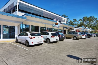 GROUND FLOOR RETAIL, OFFICE OR MEDICAL | MAROOCHYDORE