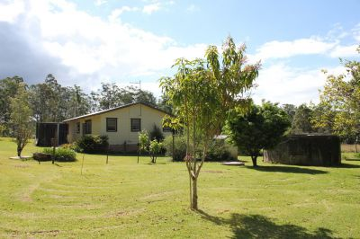 SMALL ACRES CLOSE TO TOWN!