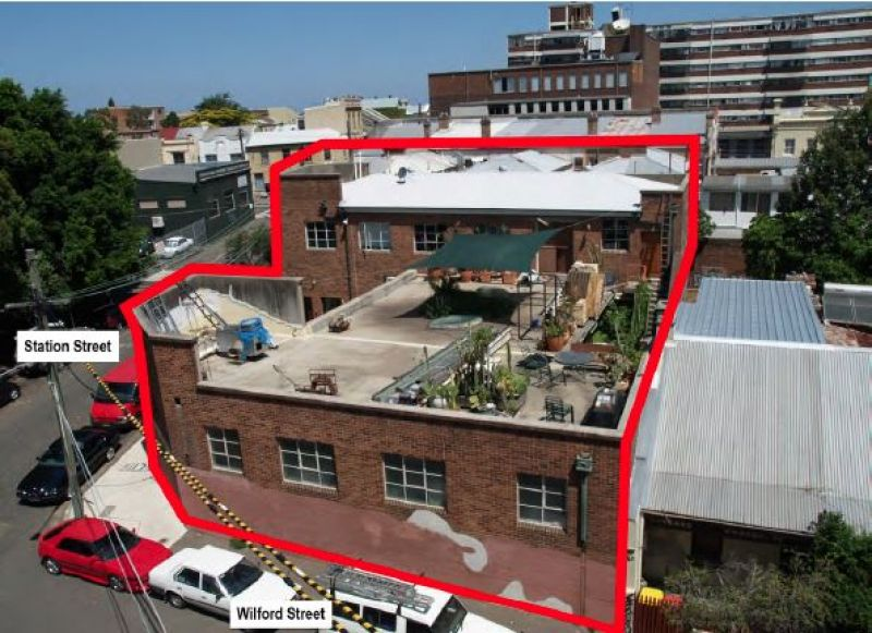 Whole Building Opportunity in Prime Newtown Location