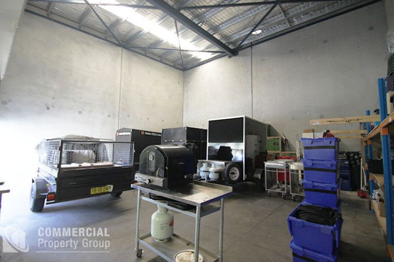 LEASED BY MITCHELL OWEN - FACTORY UNIT - 176m² - JUST OFF WOODVILLE ROAD