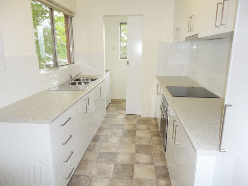 SUNNY AND SPACIOUS TWO BEDROOM UNIT