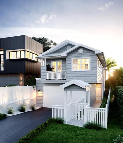 Modern Hamptons