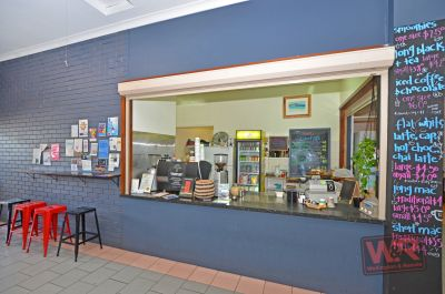 1B 274 York St Teede and Co Coffee House Catering BUSINESS ONLY, Albany