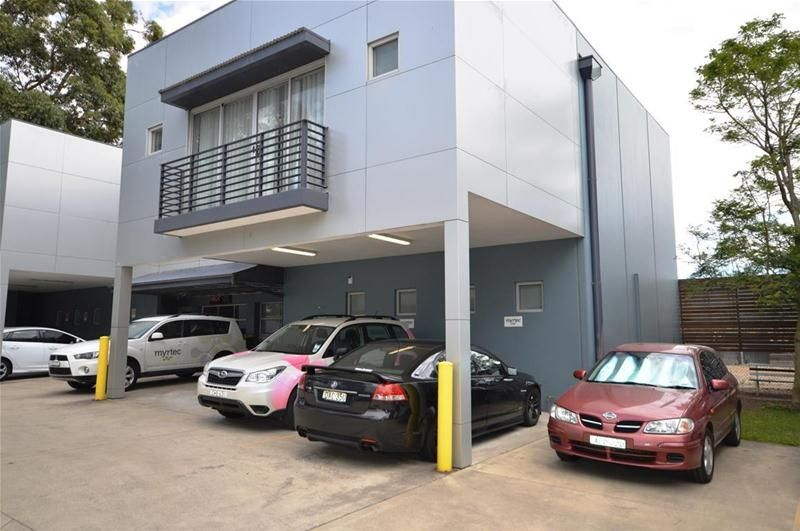 Vacant Possession Opportunity - Office with 4 Car Parks