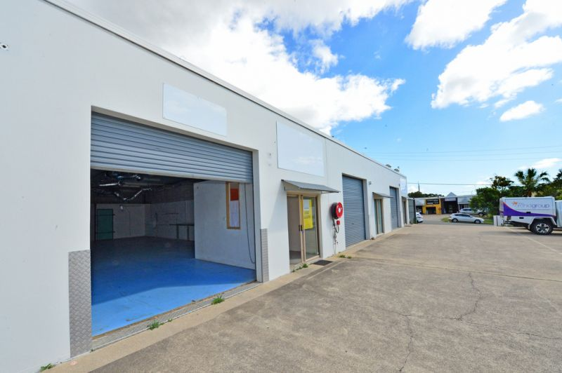 Industrial Unit - 114sq m (approx)