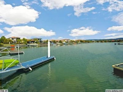 Single Level Waterfront Home - With Breath Taking Views