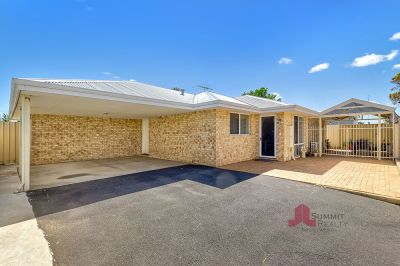 LOCATION IS EVERYTHING – QUALITY LOCK UP HOME IN CBD
