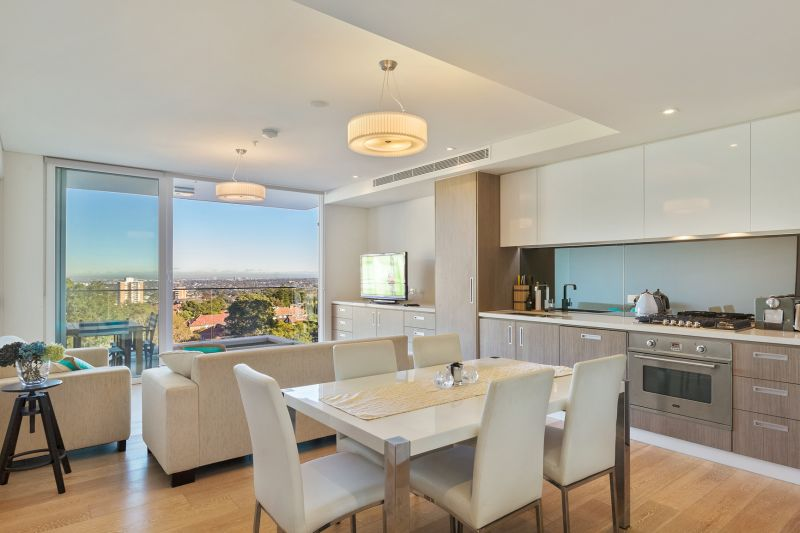 Three Bedroom executive apartment in 'The London'