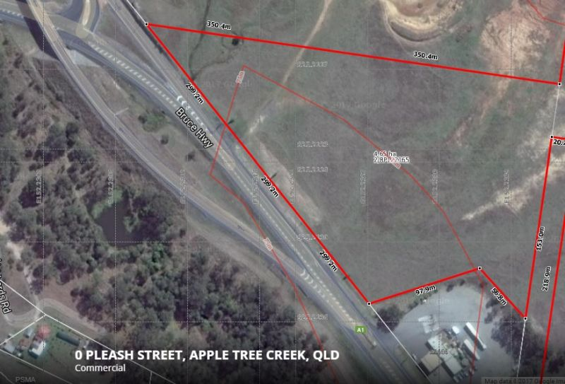 Retail/Commercial Development Leasing Opportunity On Bruce Highway