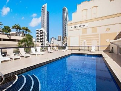 Executive Unfurnished 1 Bedroom, Central Surfers Paradise